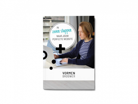 Download snel het e-book In 7 stappen jouw perfecte website